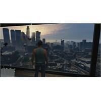 Gta 5 'in İlk Oynanıs Videosu Yayınlandı