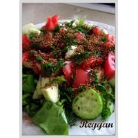Susamlı Salata