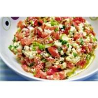 Avukma (Aydın) Çingene Salatası