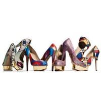 Bu Ayakkabılar Sanat İçin Tasarlandı