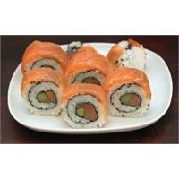Ton Balıklı Sushi Tarifi Buyrun
