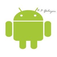 Android 4.3 Geliyor!