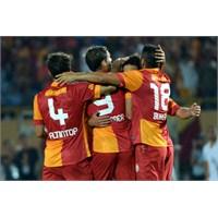 Galatasaray Ter Attı; 3-0