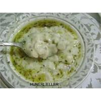Nefis Mantı Çorbası