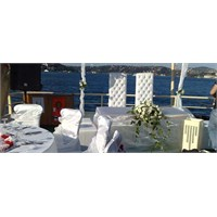 Lüfer Tekneleri Boğaz Eşliğinde Düğün Organizasyon