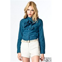 Koton Mağazalarından Yeni Trend Bayan Gömlekler