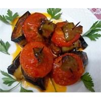 Patlıcanlı Saray Köftesi Yemeği