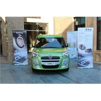 Tofaş Elektrikli Fiat Doblo Ev'sinden Görüntüler