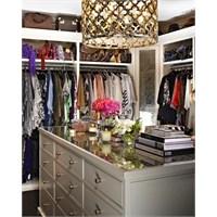 Giyinme Odaları / Dekorasyon Önerisi