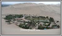 huacachina | Peru   (çöl Ortasındaki Vaha)
