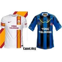 İşte Bu Sezon Ki Galatasaray Fenerbahçe Formaları