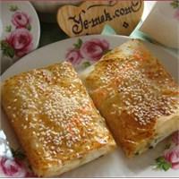 Hazır Baklavalık Yufkadan Börek (Resimli)