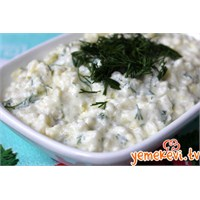 Kuskuslu Yoğurtlu Kabak Salatası