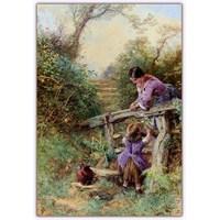 Myles Birket Foster (1825 - 1899) | İngiliz Ressam