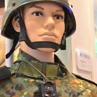 Güvenlik Güçlerine Özel Giyilebilir Kamera
