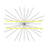 Eğimli Çizgiler Göz Yanılması ( Nasıl Yapılır) ?