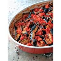 Mutbak: Fırında Etli Patlıcan Kebabı