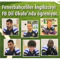 Fenerbahçe 'den Bir İlk Daha; Fb Dil Okulu Geliyor