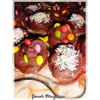 Bonibonlu Muffinler/yemekdunyamm