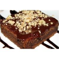 Çikolata Cevizli Kek