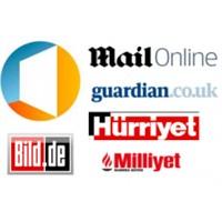 En Çok Okunan E-gazeteleri Arasında İki Türk