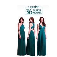 Bu Sihirli Elbise İle 36 Model Elbiseniz Olacak