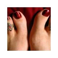 Yeni Trend : Ayak Parmağı Yüzüğü...