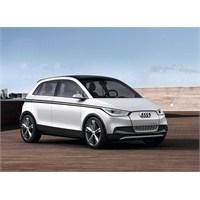 Elektrik Motorlu Audi A2 Rafa Kalktı