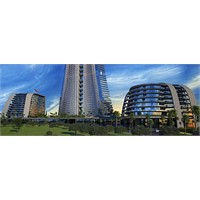 Londra'dan Sarphan Finans Park'a Ödül