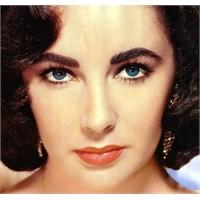 Elizabeth Taylor Stilinde Makyaj Yapmak