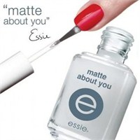 Essie Matte About You Oje Matlaştırıcı