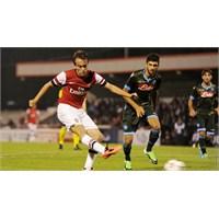 Gençler De Rahat: Arsenal 4-1 Napoli