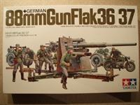 2. Dünya Savaşı Ekipmanları - 88mm Flak