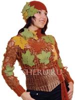 2010 Modası Baharlık Kollu Bolero