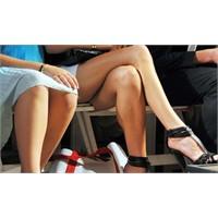 Bacak Bacak Üstüne Atmadan İyi Düşünün