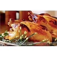 Fırında pişen tavuklarınız kurumasın