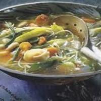 Sebze Çorbası - 2