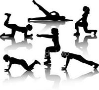 Biçimli Kalçalar İçin Aerobik Egzersiz