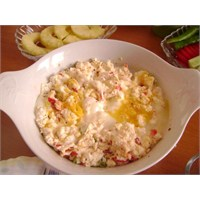 Peynirli (Lorlu)yumurta