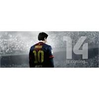 Fifa 14 Yarın Açıklanıyor..!!!