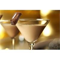 Çikolatalı Alkolsüz Kokteyl