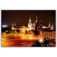 Masal Dünyası Gibi Bir Şehir | Moskova (Rusya)