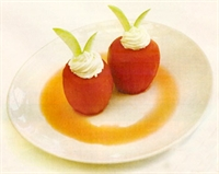 Elma Tatlısı(şantili)
