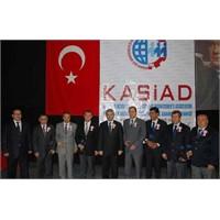Kasiad'da Nano Teknoloji Sohbeti