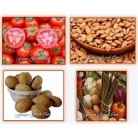 Sebze Ve Meyvelerin Kabuklarından Kolayca Kurtulun