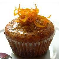 Kolay Portakallı Muffin