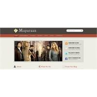 Maparaan Wordpress Teması