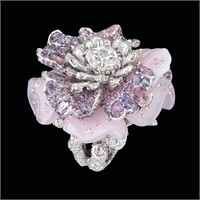 Dior'dan Le Bal Des Roses: Güller Baloya Giderse?