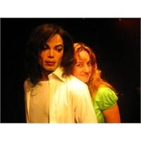 Michael Jackson İstanbul'daydı