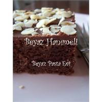 Çikolata Kaplamalı Brownie
